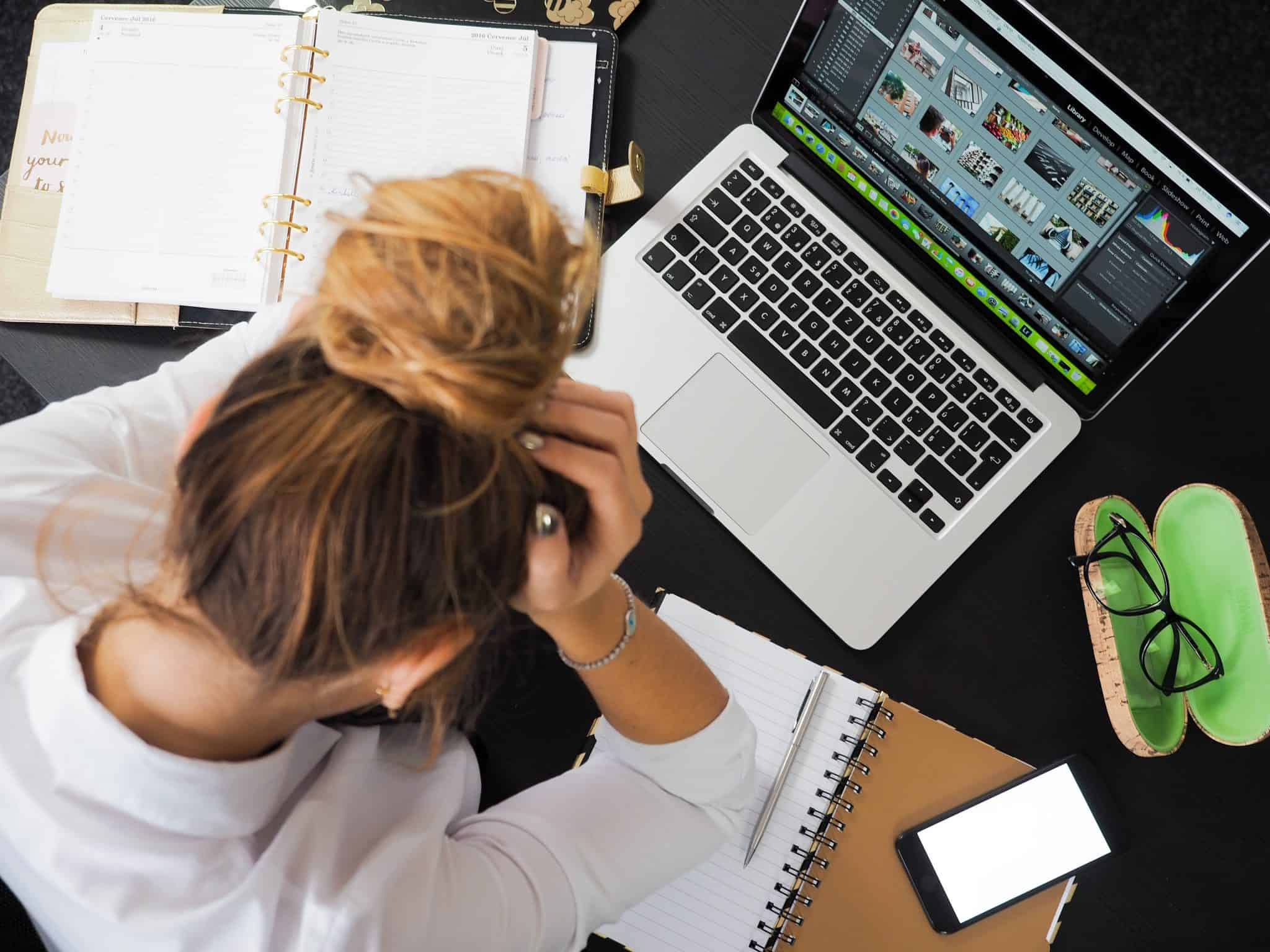 can stress cause gallstones