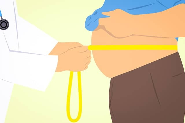 does gallbladder removal cause weight gain