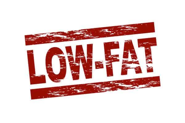 low fat diet for gallbladder