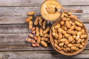 peanut butter and gallbladder attacks